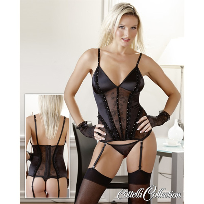 Bustier Wanda Cottelli Collection
